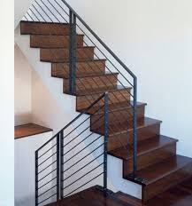 metal banister ideas metal handrails the 25 best stair railing des 48409 evantbyrne info