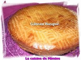 cuisine basque recettes la revanche du gâteau basque la cuisine de mimine