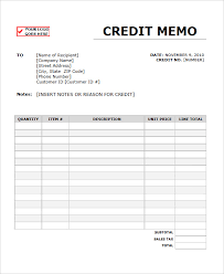 10 credit templates free sample example format free
