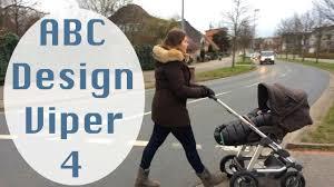 abc design kinderwagen test review abc design viper 4 style tree