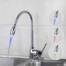 led kitchen faucet led kitchen faucet kitchen design