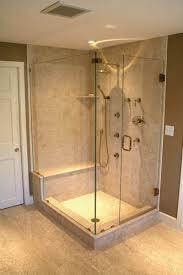 Frameless Glass Shower Door Kits B Shower Enclosure B Oasis Custom Frameless Shower Door Br B