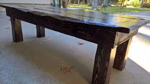 concealed storage barn wood coffee table tabula rasa