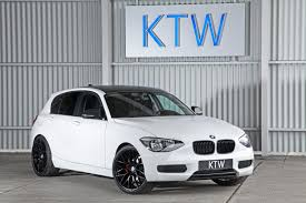 black bmw 1 series bmw 1 series black and white