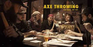 axe throwing like darts but not edition 16
