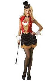 Ring Halloween Costume Circus Animal Trainer Halloween Carnival Christmas Cosplay