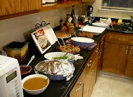 buffet set up thanksgiving table 8 ways to help the whole