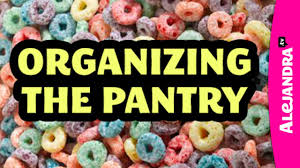 alejandra organization how to organize the pantry with professional organizer alejandra