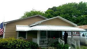 house back porch back porch awning u2013 chris smith