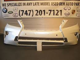 lexus used parts in los angeles ca lexus rx350 front bumper 2013 2014 52119 0e140 sensor