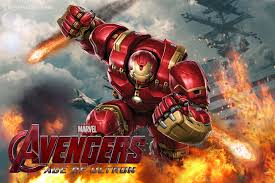 avengers age of ultron 2015 wallpapers avengers age of ultron promo art hulk buster by chenshijie9095