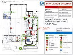 100 printable fire escape plan template emergency plan sample