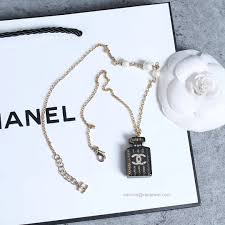 bottle necklace aliexpress images Cheap chanel inspired necklace replica usa uk buy fake chanel jpg