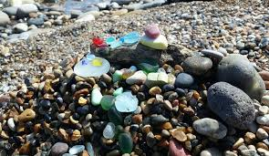 beach of glass what is sea glass we reveal the secrets of beach treasure