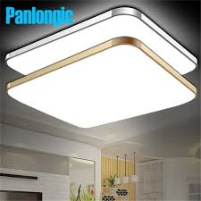 Led Ceiling Light Fixtures Online Buy Wholesale Led Surface Mount Ceiling Lights From China