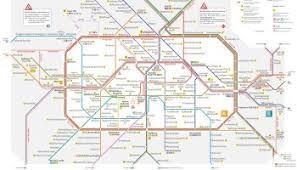 hudson bergen light rail map york jersey subway map