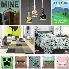 Minecraft Bedroom Decor Mood Board Kids Room Interior Design