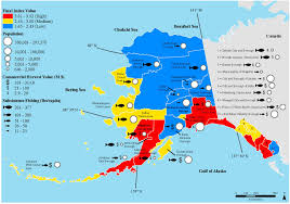 Ketchikan Alaska Map by Noaa Led Study Shows Alaska Fisheries And Communities At Risk From