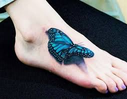 pretty 3d butterfly on photos pictures and sketches