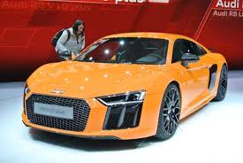 second generation audi r8 2016 audi r8 v10 and v10 plus set to stun kelley blue book