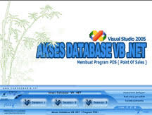 membuat database penjualan xp bamboomedia