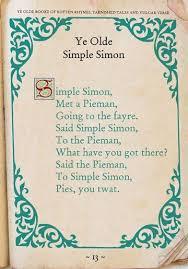 simple simon greetings card 2 50 a great range of simple