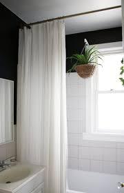 best ideas about long shower curtains pinterest model marti jarrod graphic modern home