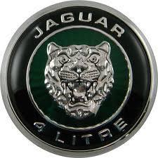 jaguar xk8 emblem ebay