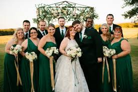 themed weddings apple cider themed wedding in forest green color lavender