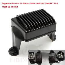 regulator rectifier for harley electra glide road king 06 08 74505