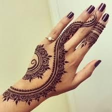 gambar tato henna terbaru gambar henna