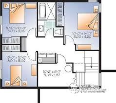 plan de maison 3 chambres salon plan de maison 3 chambres 2