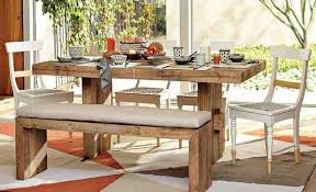 Surprising Design Ideas Kitchen Table With Bench And Chairs - Kitchen table bench seating