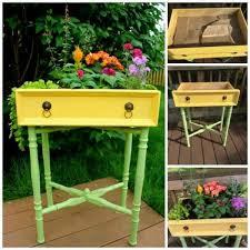drawer garden planters diy easy video instructions