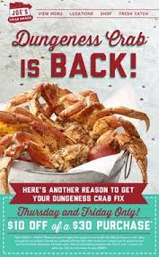 coupons for joe s crab shack pinned february 1st 10 20 at joes crab shack restaurants