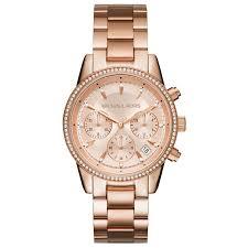 gold tone bracelet watches images Michael kors ladies 39 rose gold tone bracelet watch ernest jones