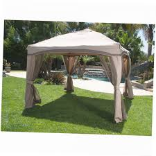 Patio Gazebo 10 X 10 by 10x10 Gazebo With Netting Gazebo Ideas