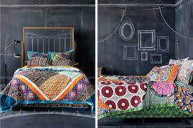 Colorful Coverlets Transform Your Bedroom With Colorful Bedding Paper And Stitch