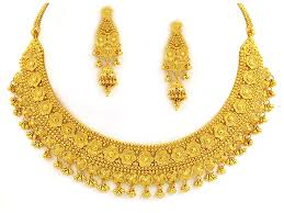 gold har set 14 best things to wear images on necklace set gold