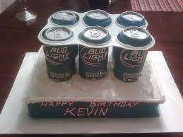 how much is a six pack of bud light bud light 6 pack cakecentral com