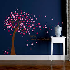 cherry blossoms decal promotion shop for promotional cherry pink sakura flower cherry blossom tree removable wall sticker room decals wonderful3 06