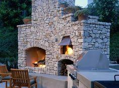 Pizza Oven Outdoor Fireplace by Fireplace Pizza Oven Combo Bing Images Outdoor Kitchen