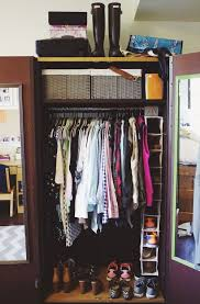 college dorm closet organization tips home design ideas