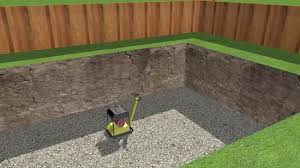 How To Build A Backyard Pool by How To Build A Swimming Pool 12 Steps With Pictures Wikihow