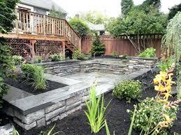 Small Backyard Patio Landscape Ideas Patio Ideas Landscaping Ideas For Backyard On A Budget Alluring