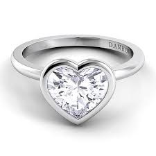 heart shaped wedding rings trend gaga s heart shaped engagement ring barbara