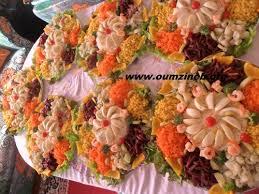 anaqamaghribia cuisine marocaine salade composée oumzineb org