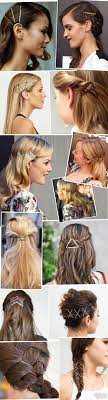 www hairstyle pin best 25 bobby pin hairstyles ideas on pinterest hair simple