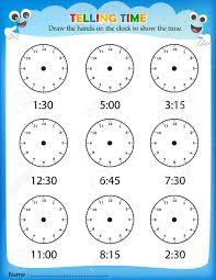Free Time Worksheets All About Me Poster Printable Kindergarten Worksheet