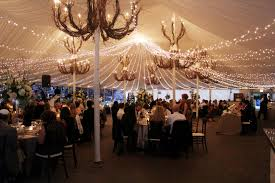 outdoor wedding venues chicago lighting for chicago tent weddings mdm entertainment